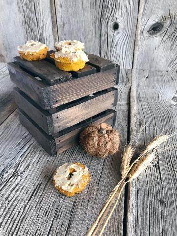 Pumpkin Protein Donuts 2