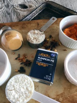 Pumpkin Spice Protein Waffle 4