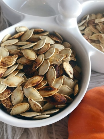 Spiced Pumpkin Seeds 2
